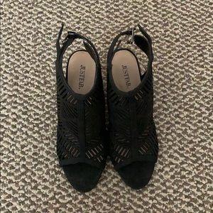 Never worn heels